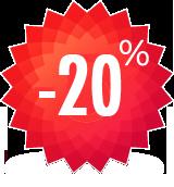 Картинки по запросу скидка 20% png